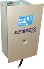 Sanuvox R+ In-Duct Whole House Air Purifier