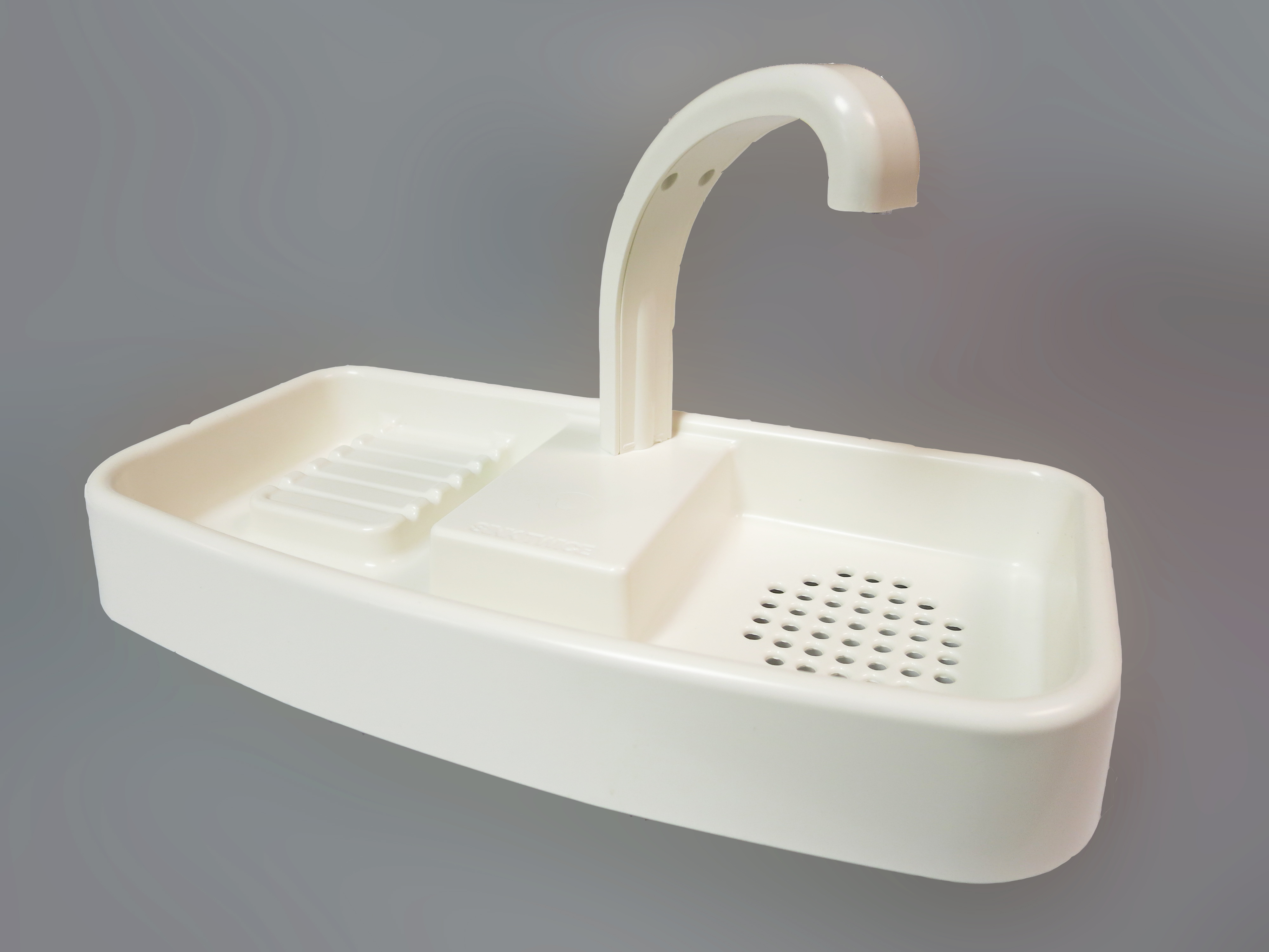 Sinktwice Toilet Lid Sink Water Conservation Diy
