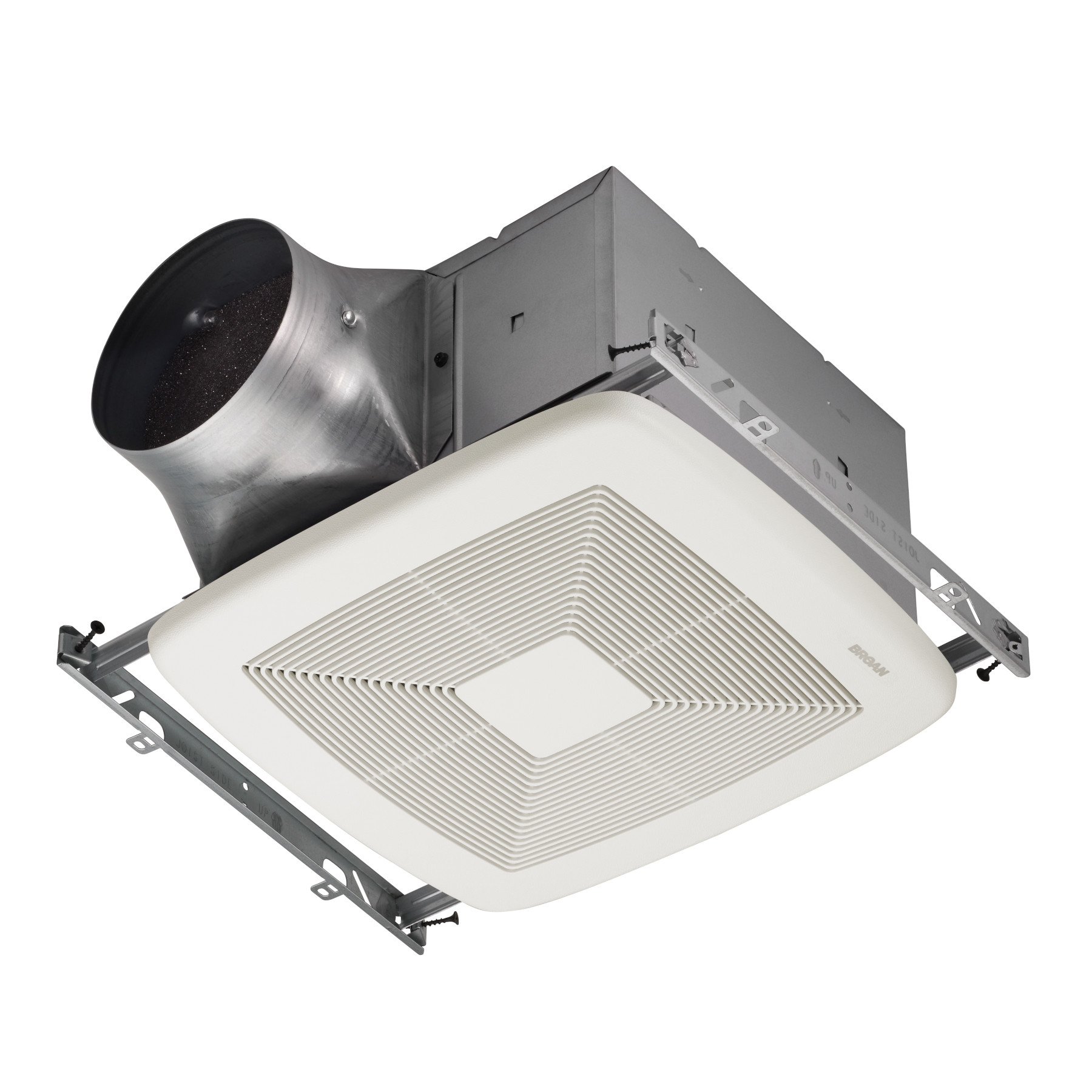 Broan ZB80 ULTRA GREEN Multi-Speed Ventilation Fan ...
